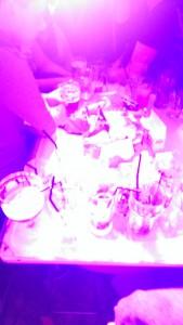 Photo moche et violette  HTC one
